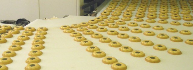ロシアケーキ製造ライン