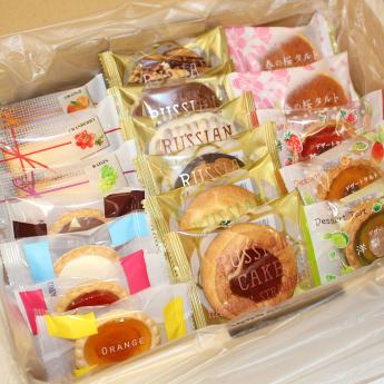 焼き菓子の贈り物 18個入