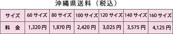 沖縄県送料